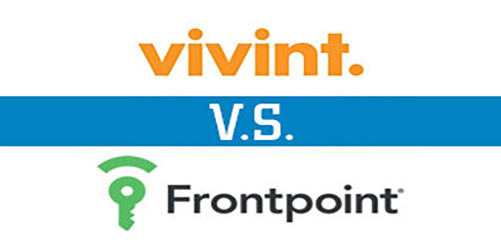 Vivint Vs Frontpoint Compare Home Security Systems